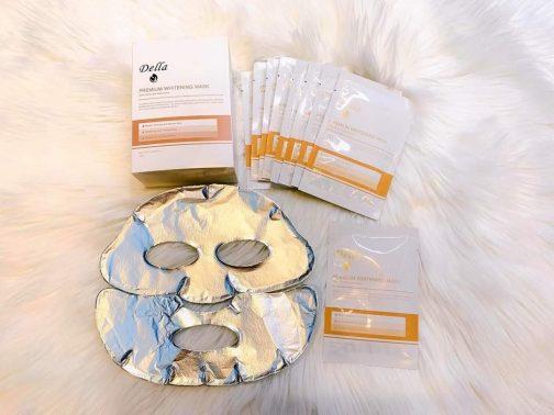 Della Premium Whitening Mask